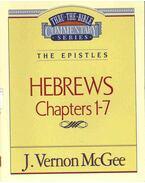 Hebrews - Chapters 1-7