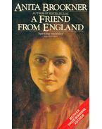 A Friend from England - Anita Brookner