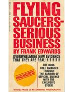Flying Saucers - Serious Business