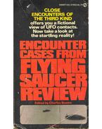 Encounter Cases from Flying Saucer Review