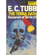 The Terra Data - Dumarest of Terra # 22