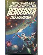 Berserker - SABERHAGEN, FRED