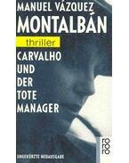 Carvalho und der tote Manager