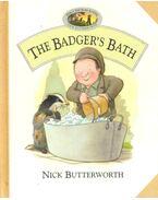 Percy's Park - The Badger's Bath