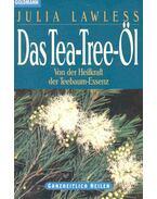 Das Tea-Tree-Öl