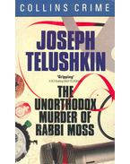 The Unorthodox Murder of Rabbi Moss