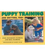 Puppy Training and Critters, Too!
