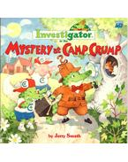 Investigator in the Mystery at Camp Crump