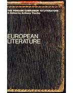 Penguin Companion to Literature 2 - European Literature