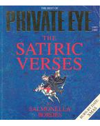 The Best of Private Eye - The Satiric Verses By Salmonella Bordes