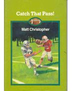 Catch That Pass!