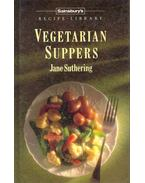Vegetarian Suppers