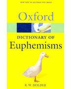 Oxford Dictionary of Euphemisms