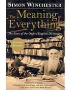 The Meaning of Everything - The Story of the Oxford English Dictionary
