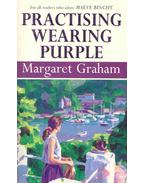 Practising Wearing Purple