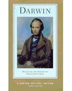 A Norton Critical Edition - Darwin