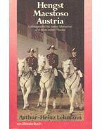 Hengst Measstoso Austria - Liebesgeschichte zweier Menschen und eines edlen Pferdes
