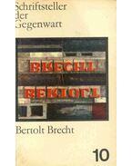 Schriftsteller der Gegenwart #10. - Bertolt Brecht