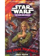 Star Wars - The New Jedi Order: The Final Prophecy