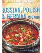Russian, Polish and German Cooking