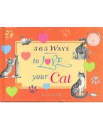 365 Ways to Love Your Cat