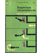 Suspicious Circumstances - Quentin, Patrick