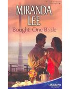 Bought : One Bride