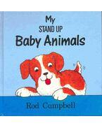My Stand Up Baby Animals