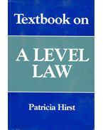Textbook on a Level Law