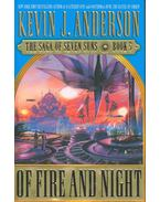 The Saga of Seven Suns Book 5: Of Fire and Night