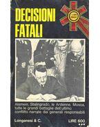 Decisioni fatali