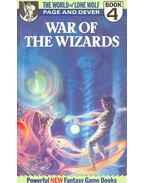 The World of Lone Wolf 4 - War of the Wizards