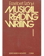 Musical Reading and Writing I