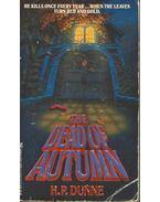 The Dead of Autumn