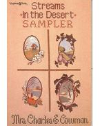 Streams in the Desert Sampler