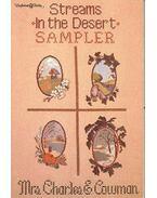 Streams in the Desert Sampler