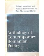 Anthology of Contemporary Romanian Poetry