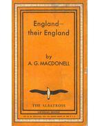 England - their England