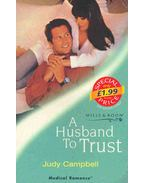 A Husband to Trust