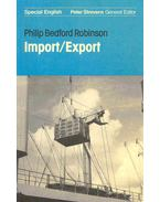 Special English - Import/Export
