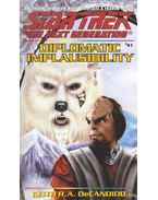 Star Trek - The Next Generation #61 - Diplomatic Implausibility