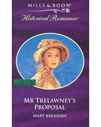 Mr Trelawney's Proposal