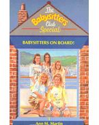 The Babysitters Club Special - vol 1: Babysitters on Board!