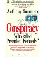 Conspiracy - Who Killed President Kennedy?