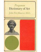 Dictionary of Art