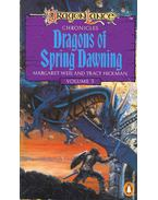 Dragonlance Chronicles - Dragons of Spring Dawning