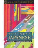 Teach Yourself - Business Japanese