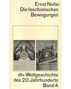 dtv-Weltgeschichte des 20. Jahrhunderts #4 - Die faschistischen Bewegungen