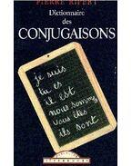 Dictionnaire des conjugaisons - Ripert, Pierre