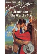The Way of a Man - Paige, Laurie